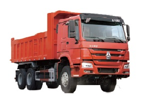 HOWO Tipper Driving Type6X4